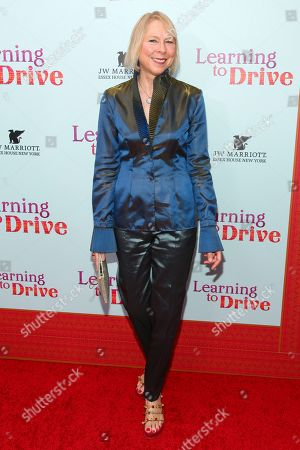 "Editorial picture of NY Premiere of ""Learning To Drive"", New York, USA - 17 Aug 2015"