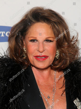 "Lainie Kazan attends the premiere of ""My Big Fat Greek Wedding 2"" at the AMC Loews Lincoln Square, in New York"