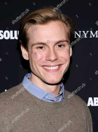 """Zach Booth attends the premiere of """"Nymphomaniac: Volume I"""" at The Museum of Modern Art on in New York"""