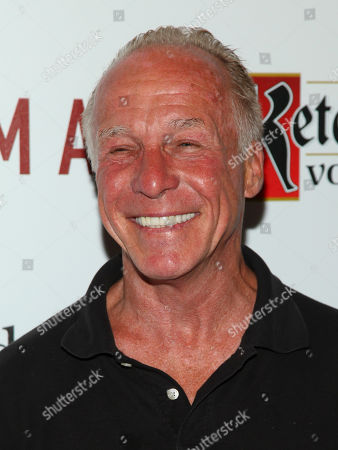 """Jackie Martling attends a special screening of """"Grandma"""" hosted by The Cinema Society and Kate Spade at Landmark Sunshine Cinema, in New York"""