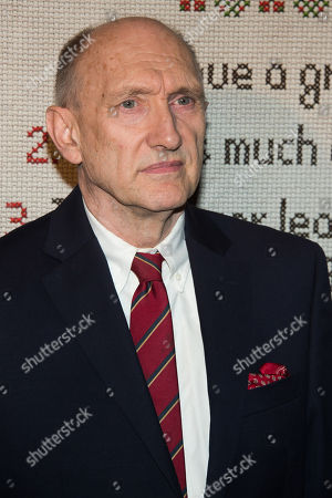 "Peter McRobbie attends a special screening of ""The Visit"" at the Regal Union Square, In New York"
