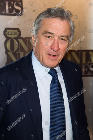 Robert De Niro attends One Night Only: An All-Star Tribute To Don Rickles on in New York