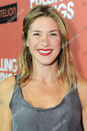 """Jessica Lindsey arrives at Pantelion Films' """"Pulling Strings"""" Los Angeles premiere at Regal Cinemas L.A. Live on in Los Angeles"""