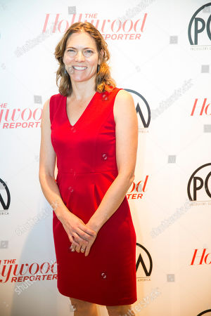 Jane Hartwell at the PGA Nominees Breakfast, on Saturday, January, 18th, 2014 in Los Angeles