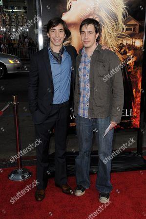 Justin Long and Christian Long