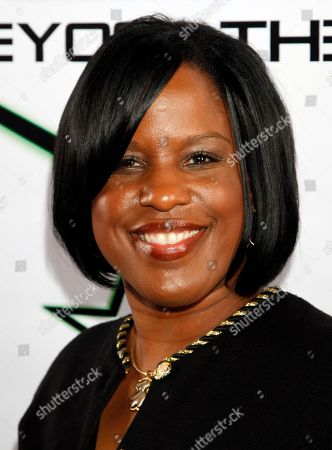 """Roslyn M. Brock, NAACP Chairman of the National Board of Directors seen at Private Screening of """"Beyond the Talent"""", on at Smoke & Mirrors in West Hollywood. California"""