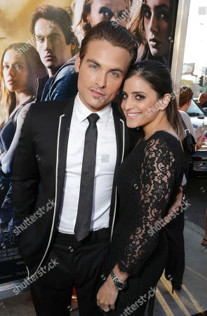 Editorial picture of Screen Gems 'The Mortal Instruments: City of Bones' Premiere, Los Angeles, USA - 12 Aug 2013