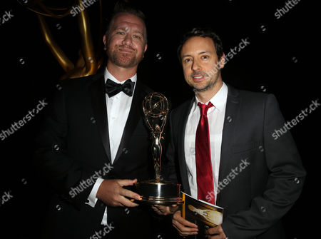 Editorial photo of Television Academy's 2015 Creative Arts Emmy Awards - Thank You Cam, Los Angeles, USA - 12 Sep 2015