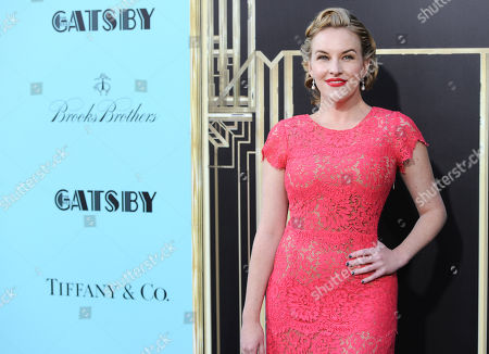 Editorial image of The Great Gatsby Premiere, New York, USA - 1 May 2013