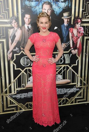 """Actress Kate Mulvany attends """"The Great Gatsby"""" world premiere at Avery Fisher Hall on in New York"""