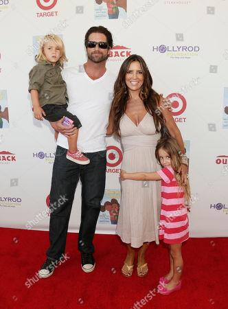 Editorial picture of The HollyRod Foundations My Brother Charlie Family Fun Festival - Arrivals, Culver City, USA - 12 Aug 2012
