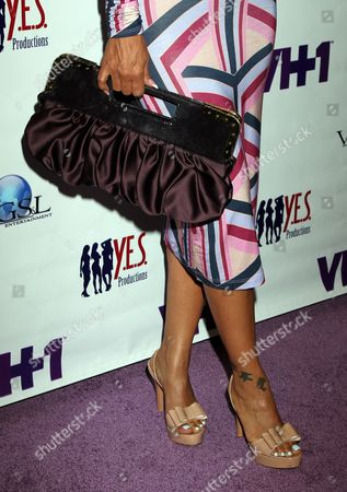 """TV personality Sheree Fletcher seen at The Hollywood Confidential Panel Discussion Series - """"Images of African-American Women in Mainstream Media"""" at The Museum of Tolerance on in Los Angeles, California"""