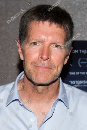"""Stone Phillips attends """"The Imposter"""" premiere on in New York"""