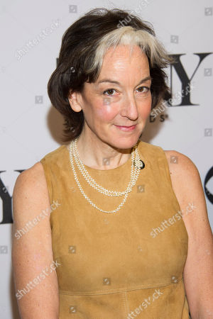 Peggy Eisenhauer attends the 2013 Tony Awards Meet the Nominees press reception on in New York