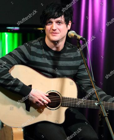 Ally Dickaty of the British rock-band The Virginmarys visits Radio 104.5 Performance Theater, in Philadelphia