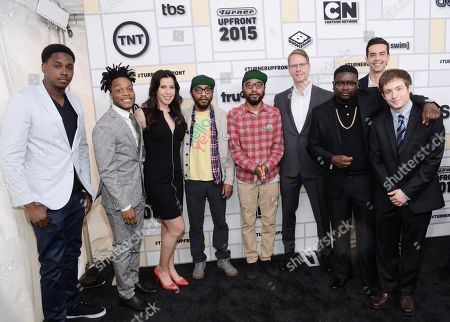 Editorial picture of Turner Network 2015 Upfront, New York, USA - 13 May 2015