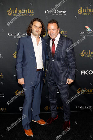 Stock Photo of Founder and CEO of the Ubuntu Education Fund, Jacob Lief and Colin Cowie seen at the Ubuntu Education Fund 15 Year Anniversary NYC Gala at Gotham Hall on in New York City