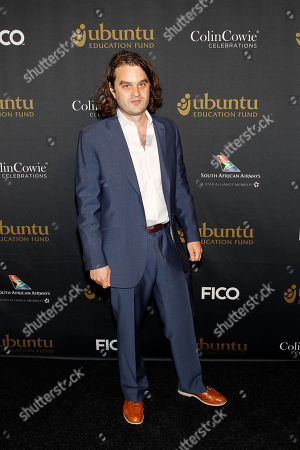 Stock Photo of Founder and CEO of the Ubuntu Education Fund, Jacob Lief seen at the Ubuntu Education Fund 15 Year Anniversary NYC Gala at Gotham Hall on in New York City