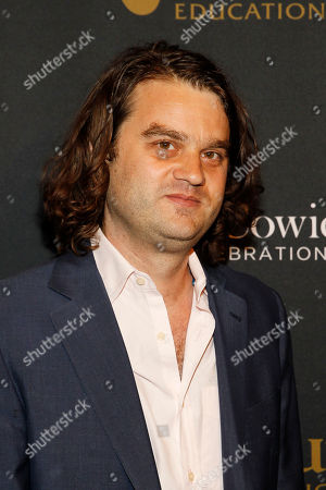 Stock Picture of Founder and CEO of the Ubuntu Education Fund, Jacob Lief seen at the Ubuntu Education Fund 15 Year Anniversary NYC Gala at Gotham Hall on in New York City