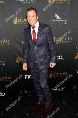 Stock Picture of Colin Cowie seen at the Ubuntu Education Fund 15 Year Anniversary NYC Gala at Gotham Hall on in New York City