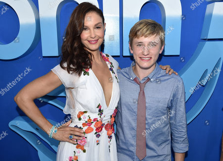 """Editorial image of Warner Bros. Pictures' and Alcon Entertainment's """"Dolphin Tale 2"""" Los Angeles Premiere, Westwood, USA - 7 Sep 2014"""