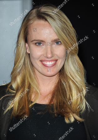 """Stock Image of Cassidy Gard arrives at the world premiere of """"Delivery Man"""" at The El Capitan Theatre on in Los Angeles"""