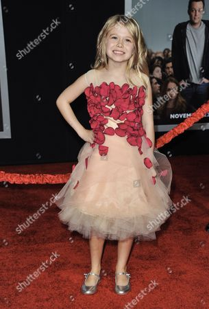 """Editorial photo of World Premiere of """"Delivery Man"""" - Arrivals, Los Angeles, USA - 3 Nov 2013"""