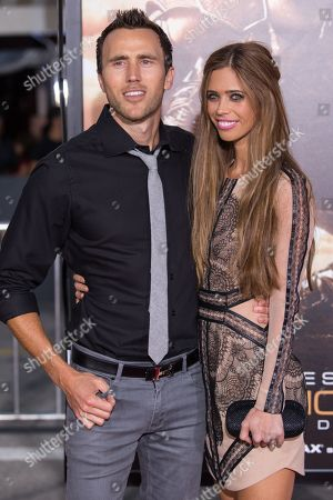 """Editorial image of World Premiere of """"Riddick"""" - Arrivals, Los Angeles, USA - 28 Aug 2013"""