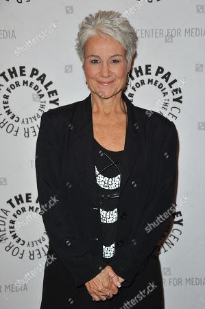 """Andrea Romano attends World Premiere of """"Batman: The Dark Knight Returns Part 1"""" at The Paley Center for Media, in Beverly Hills, Calif"""
