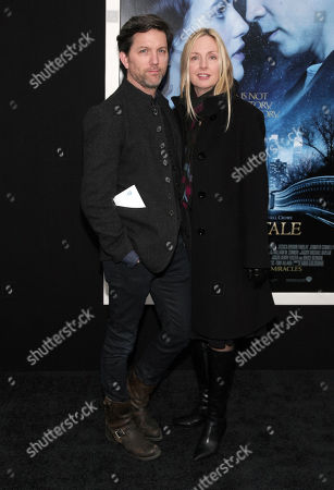 Editorial photo of World Premiere of Winters Tale, New York, USA - 11 Feb 2014