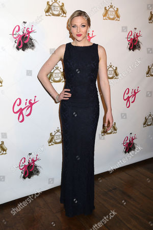 "Stock Picture of Steffanie Leigh attends the Broadway opening night party of ""Gigi"", in New York"