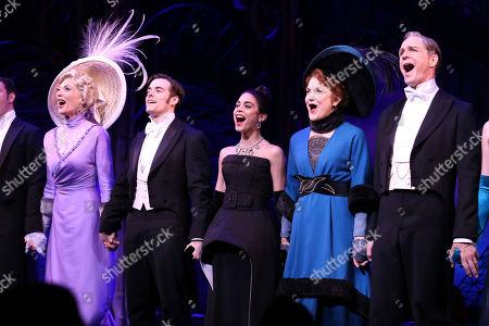 "Editorial image of ""Gigi"" Broadway Opening Night, New York, USA - 8 Apr 2015"