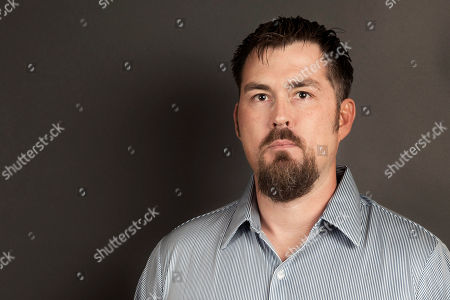 """From Universal's upcoming film, """"Lone Survivor"""", author of the book """"Lone Surivivor,"""" Marcus Luttrell, poses for a portrait, on in New York"""