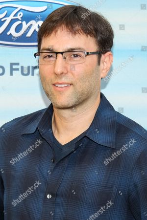 Mark Goffman attends the 2014 FOX Fall Eco-Casino party at The Bungalow on in Santa Monica, Calif