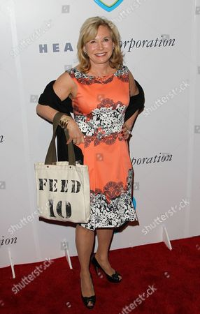 Sharon Bush attends the 12th Annual Women Who Care Luncheon at Cipriani 42nd Street, on in New York