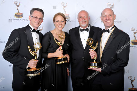 Editorial photo of 2013 Primetime Creative Arts Emmy Awards - Portraits, Los Angeles, USA - 15 Sep 2013