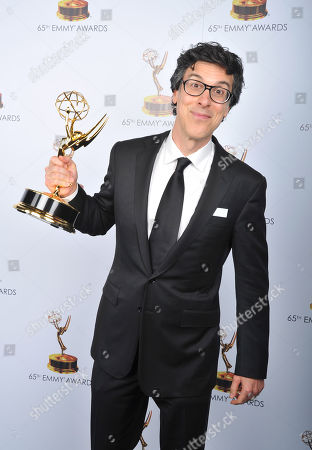 Robert Trachtenberg poses for a portrait at the 2013 Primetime Creative Arts Emmy Awards, on at Nokia Theatre L.A. Live, in Los Angeles, Calif