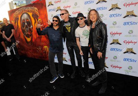 Editorial image of 2013 Revolver Golden Gods Award Show, Los Angeles, USA - 2 May 2013