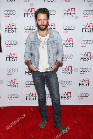 Stock Photo of Matthu Placek attends a special screening of 'Foxcatcher' during the AFI FEST 2014 at Dolby Theatre on in Los Angeles