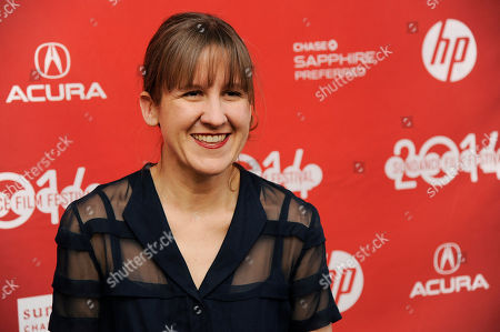 "Kat Candler, writer-director of ""Hellion,"" arrives at the premiere of the film at the 2014 Sundance Film Festival, in Park City, Utah"