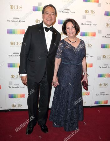 Editorial picture of 2016 Kennedy Center Honors - Arrivals, Washington, USA - 4 Dec 2016