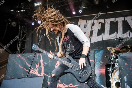 Editorial image of 2016 Louder Than Life Festival - Day 1, Louisville, USA - 1 Oct 2016