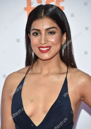 Pallavi Sharda arrives at the Lion premiere on day 3 of the Toronto International Film Festival at the Princess of Wales Theatre, in Toronto