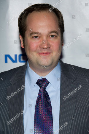 """John Lutz attends the """"30 Rock"""" farewell wrap party on in New York"""