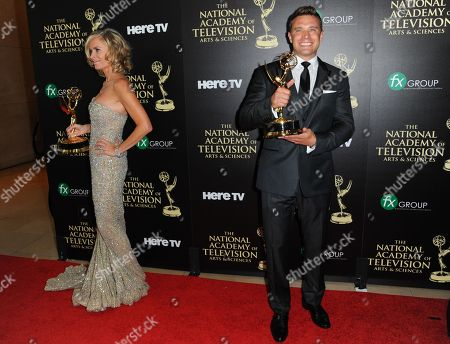 Editorial picture of 41st Annual Daytime Emmy Awards - Press Room, Beverly Hills, USA - 22 Jun 2014