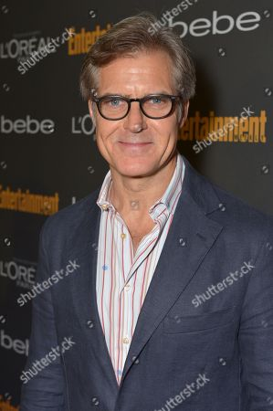 Henry Czerny arrives at the 2013 Entertainment Weekly Pre-Emmy Party, presented by L'Oreal Paris and bebe at Fig & Olive, in Los Angeles