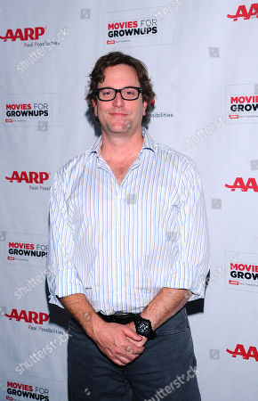 Stock Photo of Director David Dobkin arrives at the AARP Movies for Grownups Film Showcase at Regal Cinemas L.A. LIVE on in Los Angeles