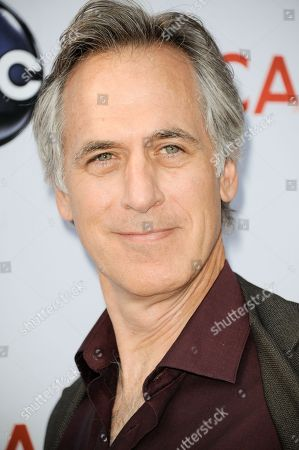 """Tom Amandes arrives at the Academy of Television Art and Sciences' event with the cast and producers of """"Scandal"""