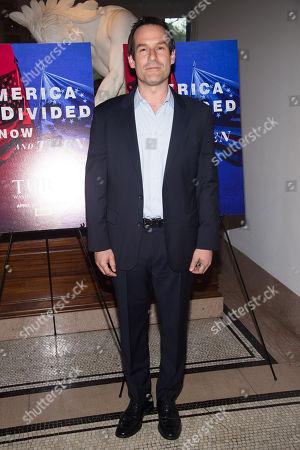 "Ian Kahn attends AMC's ""Turn: Washingtonâ?™s Spies"" season three premiere event at the New York Historical Society, in New York"
