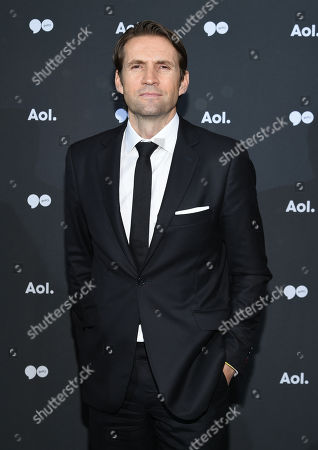 EVP/President, AOL Content & Consumer Brands Jimmy Maymann attends the AOL NewFront at the South Street Seaport, in New York